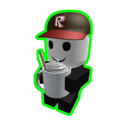 Roblox guest  - Sticker 2