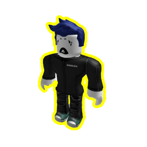 Roblox guest  - Sticker 7