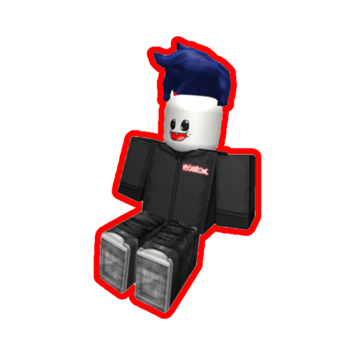 Roblox guest  - Sticker 6