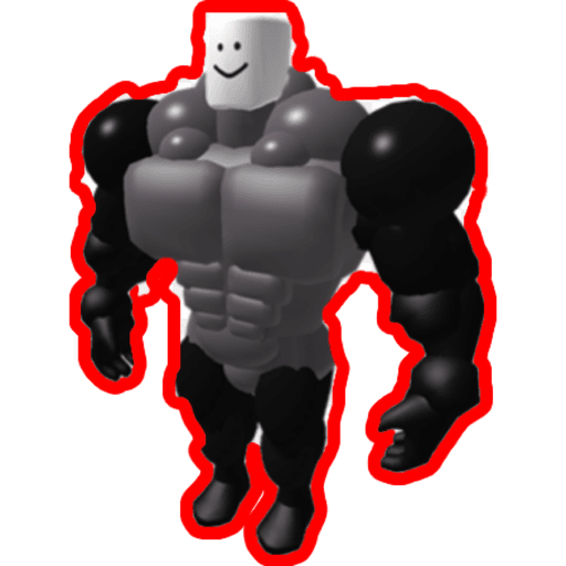 Roblox guest  - Sticker 3