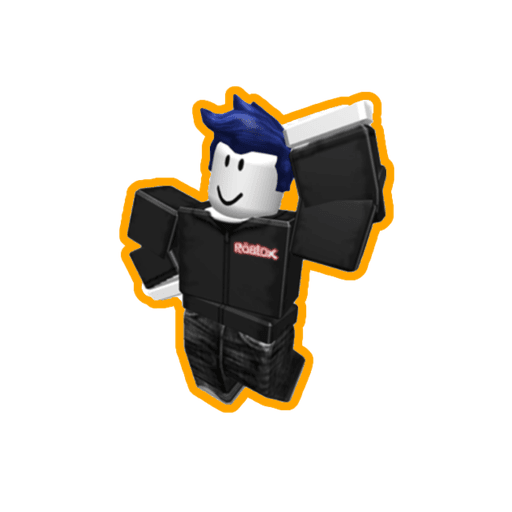 Roblox guest  - Sticker 12