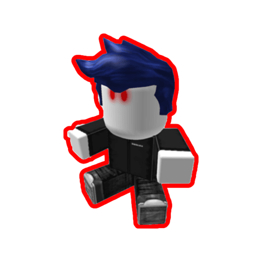 Roblox guest  - Sticker 8