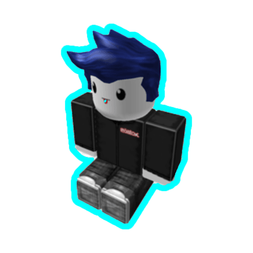 Roblox guest  - Sticker 9