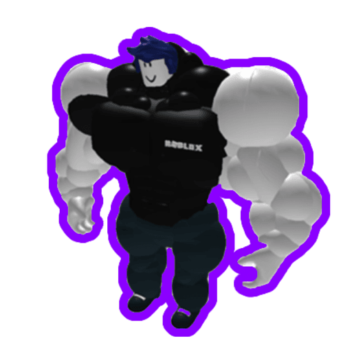 Roblox guest  - Sticker 5