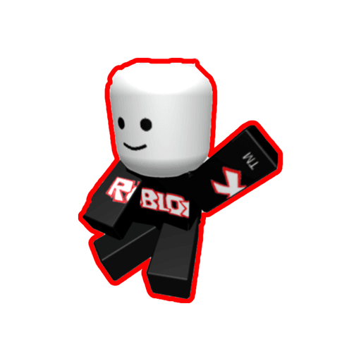 Roblox guest  - Sticker 1