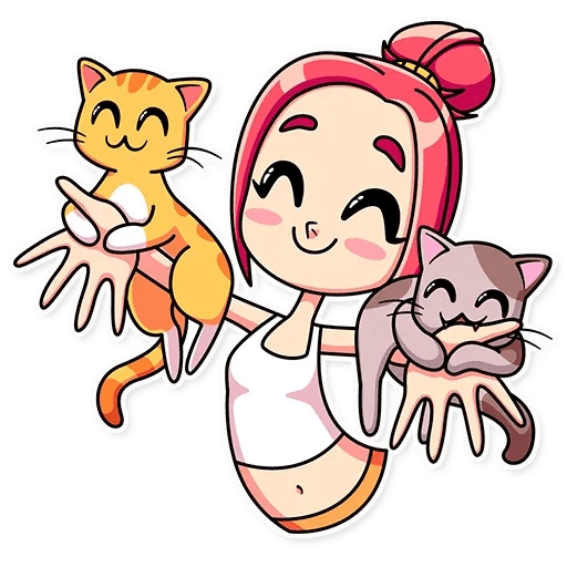 Mia Cat - Sticker 27