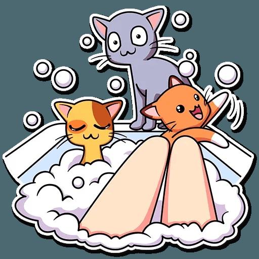 Mia Cat - Sticker 8