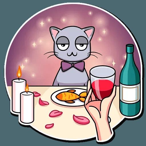 Mia Cat - Sticker 22
