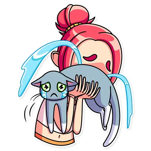 Mia Cat - Sticker 10