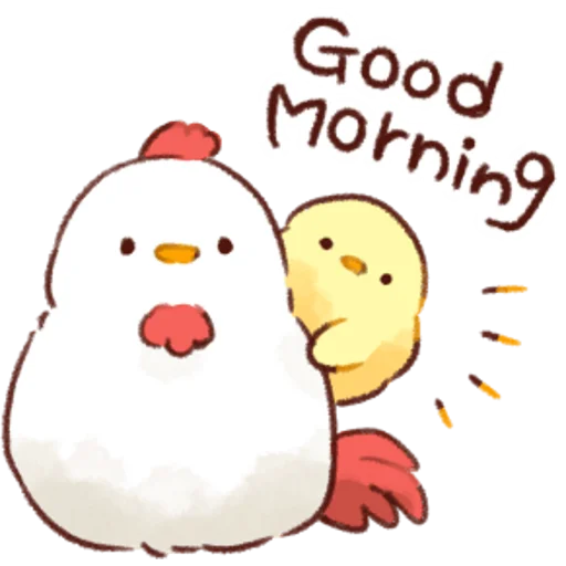 soft and cute chick 01 - Sticker 22