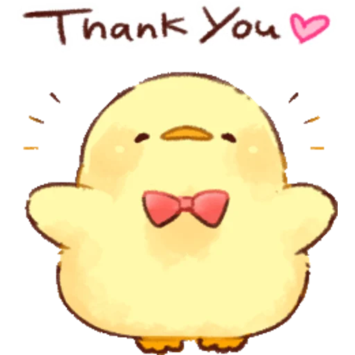 soft and cute chick 01 - Sticker 17