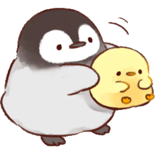 soft and cute chick 01 - Sticker 9