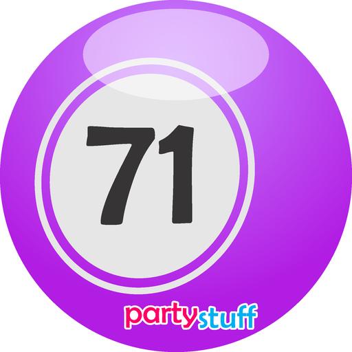 PS Tambola Bingo 61 - 90 - Sticker 11