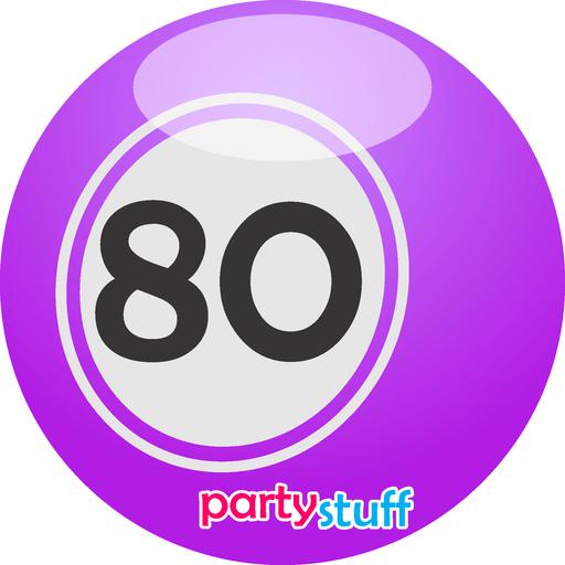 PS Tambola Bingo 61 - 90 - Sticker 20
