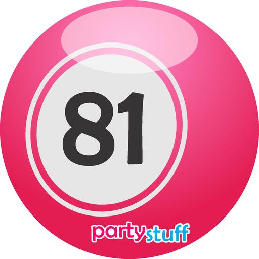 PS Tambola Bingo 61 - 90 - Sticker 21