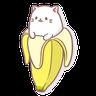 Banana - Tray Sticker
