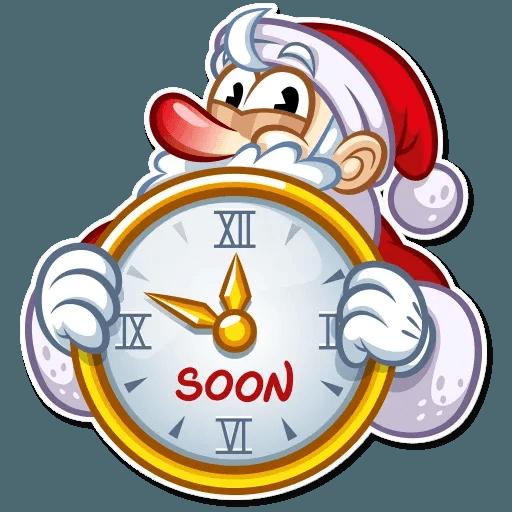 Christmas Elf - Sticker 25