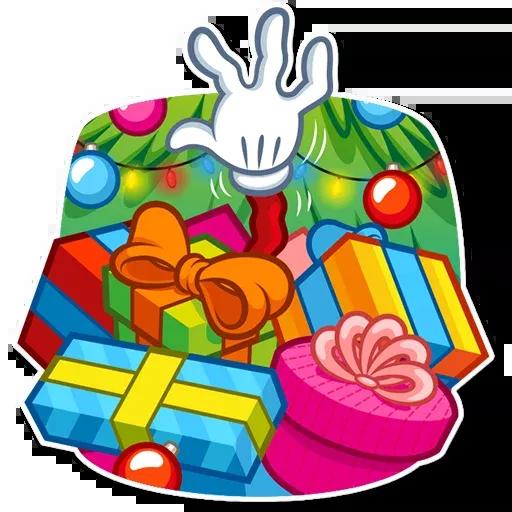 Christmas Elf - Sticker 20