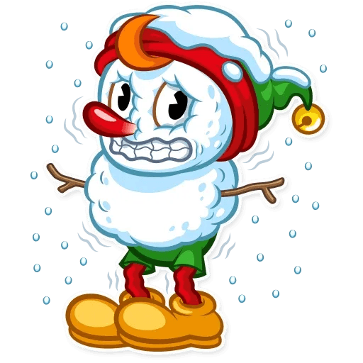 Christmas Elf - Sticker 17