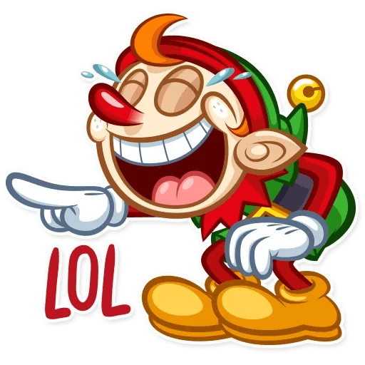 Christmas Elf - Sticker 3