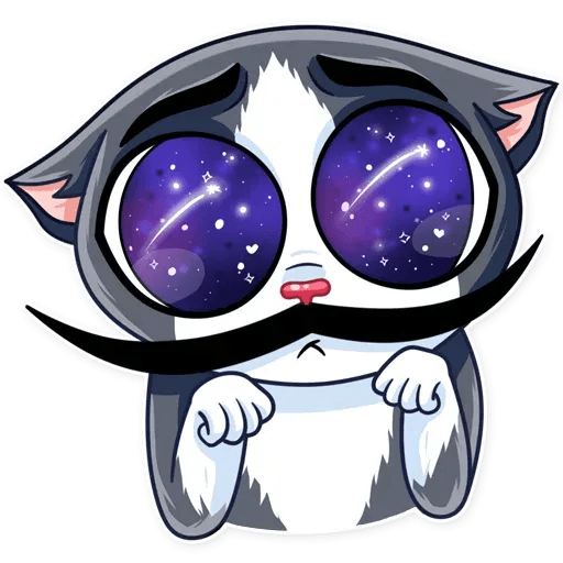 S.Dali_Cat - Sticker 22