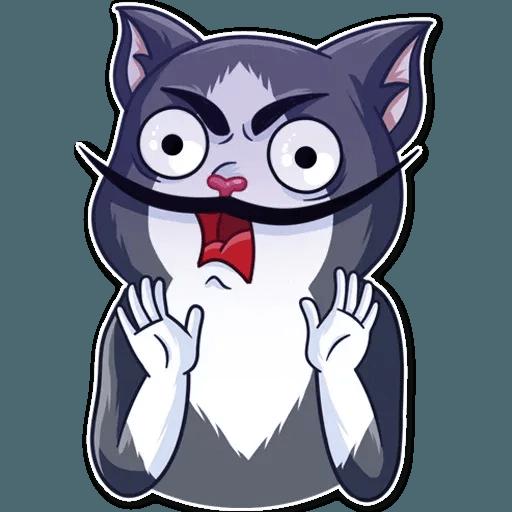 S.Dali_Cat - Sticker 4
