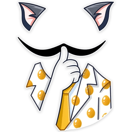 S.Dali_Cat - Sticker 7