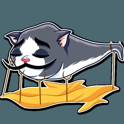 S.Dali_Cat - Sticker 28