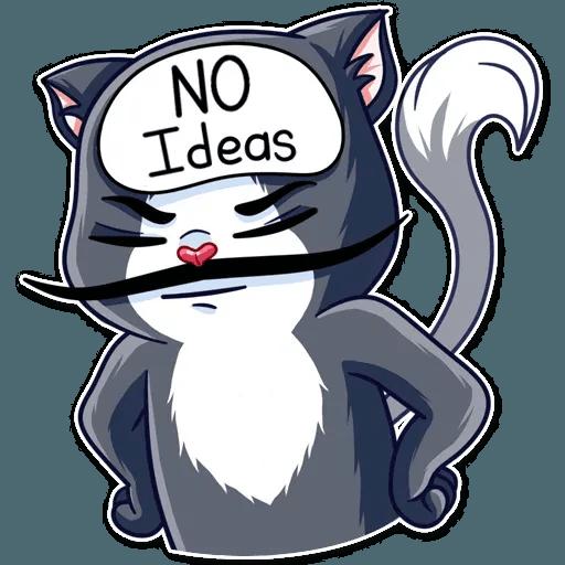 S.Dali_Cat - Sticker 20