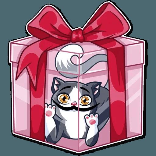 S.Dali_Cat - Sticker 18