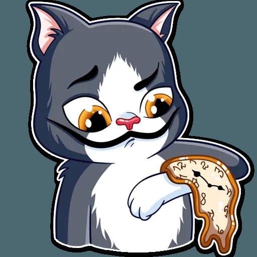 S.Dali_Cat - Sticker 6
