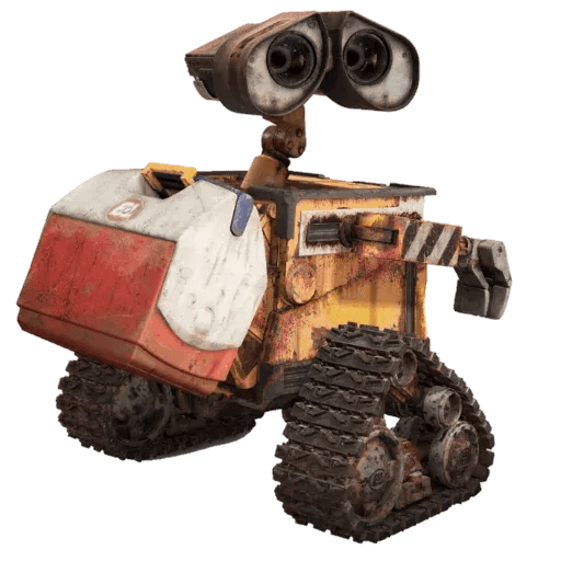 Wall-e - Sticker 4