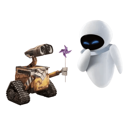 Wall-e - Sticker 12