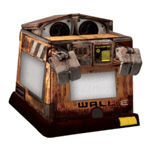 Wall-e - Sticker 10