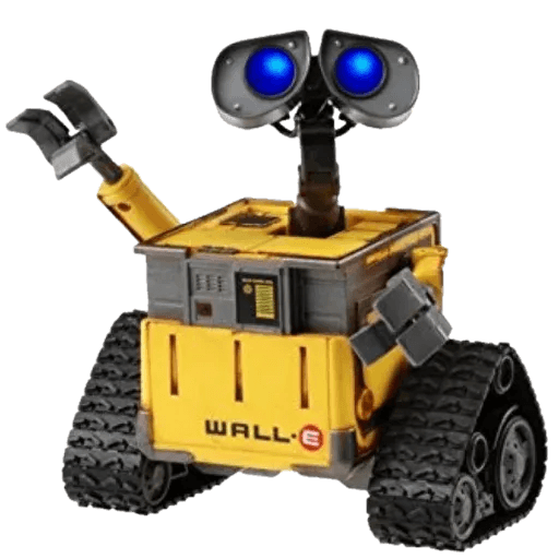 Wall-e - Sticker 24