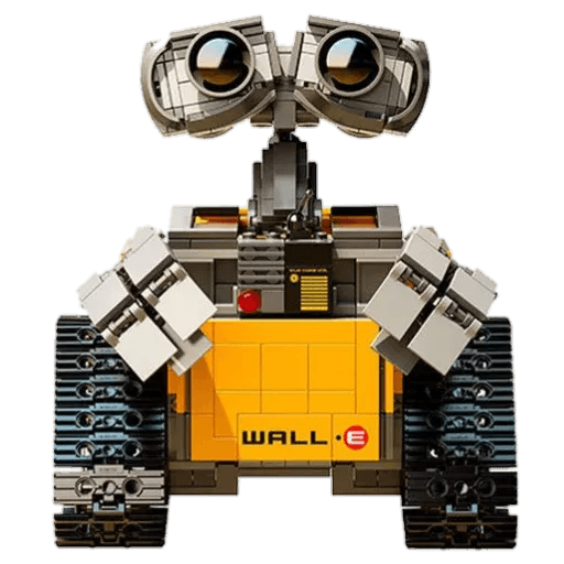 Wall-e - Sticker 16