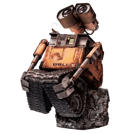 Wall-e - Sticker 14