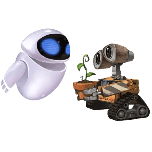 Wall-e - Sticker 6
