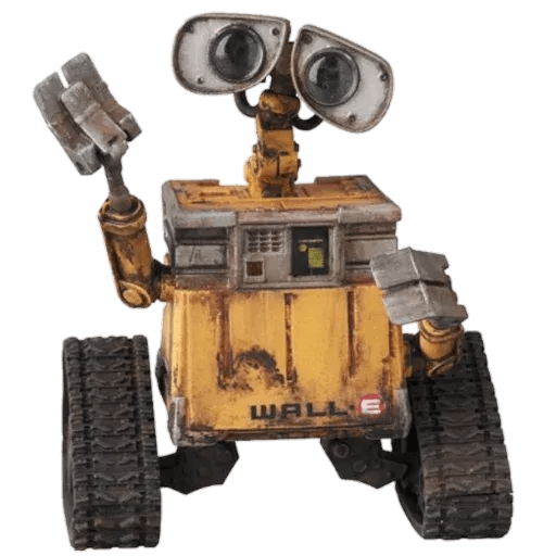 Wall-e - Sticker 1
