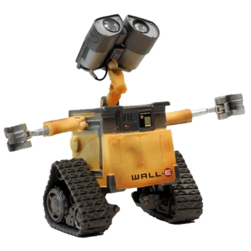 Wall-e - Sticker 25