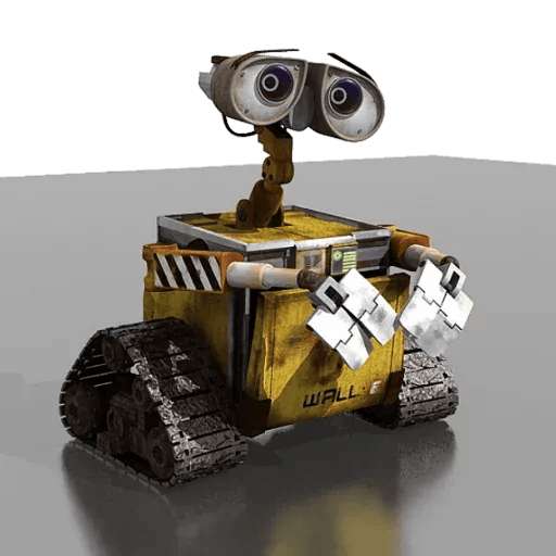 Wall-e - Sticker 26