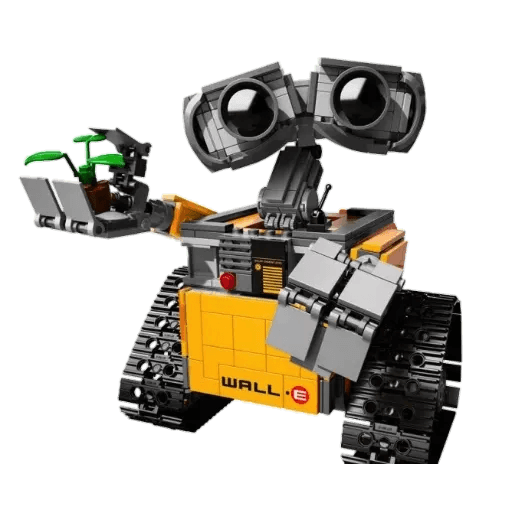 Wall-e - Sticker 22