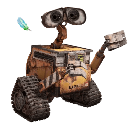 Wall-e - Sticker 9