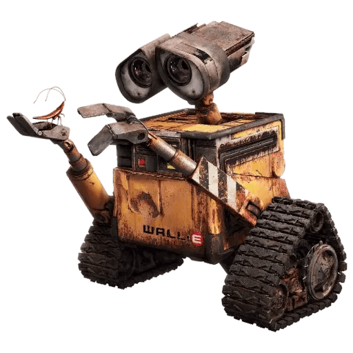 Wall-e - Sticker 15