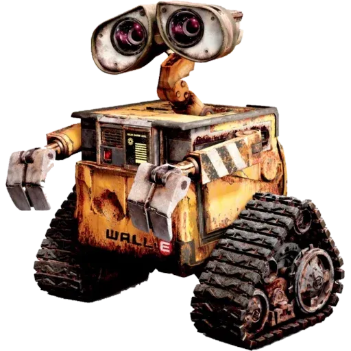 Wall-e - Sticker 2
