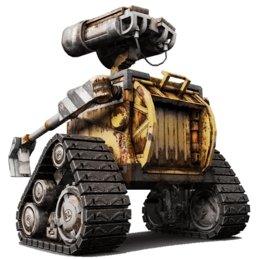 Wall-e - Sticker 18