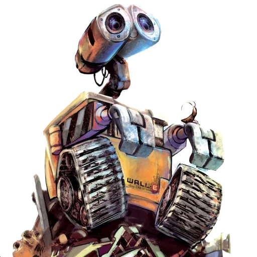 Wall-e - Sticker 30