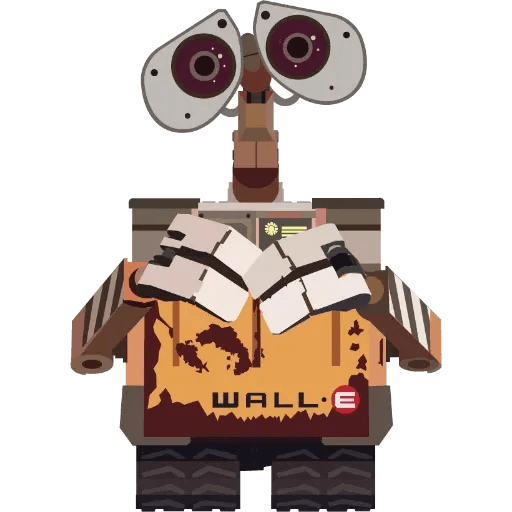 Wall-e - Sticker 17