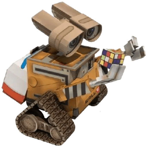 Wall-e - Sticker 21