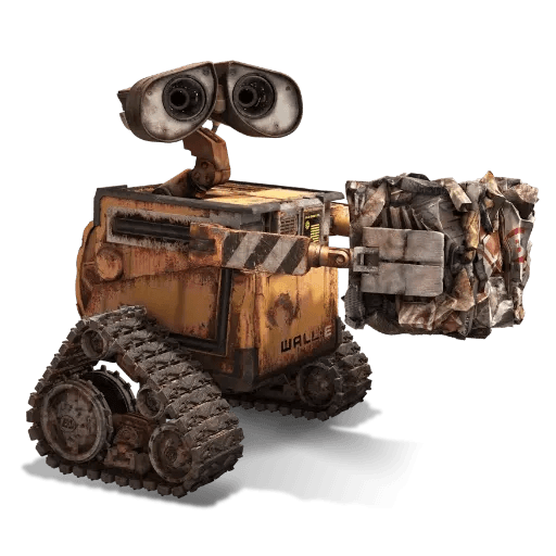 Wall-e - Sticker 11